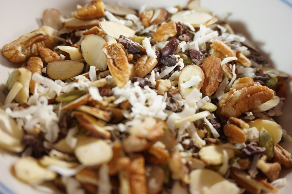 superfood cereal recipe