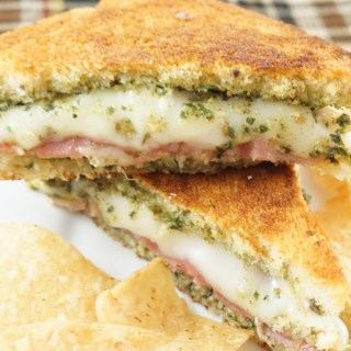Prosciutto Grilled Cheese Sandwich
