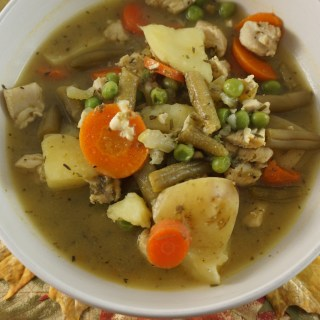 Gluten Free Chicken Vegetable Soup