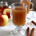 Honey Whiskey Apple Cider