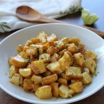 Chipotle Honey Roasted Parsnips