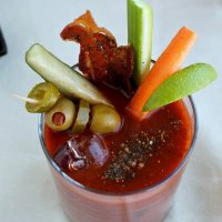Spicy Southwest Bloody Mary