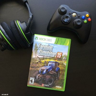 Farming Simulator 15 for Xbox 360
