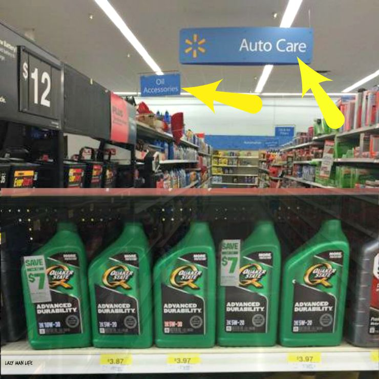 Going conventional with quaker state for Quaker state conventional motor oil