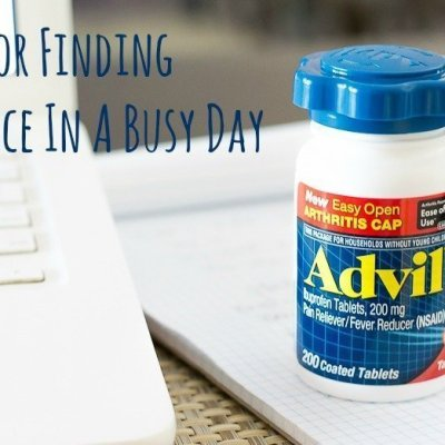 Tips for Finding Balance In A Busy Day
