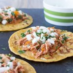 Slow Cooker Chicken Tinga Tacos Recipe