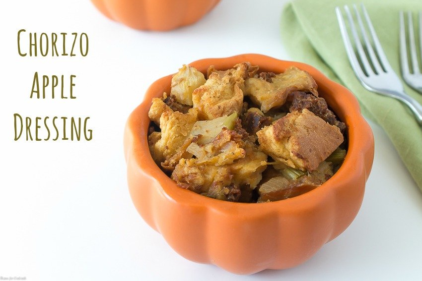 Chorizo Apple Dressing
