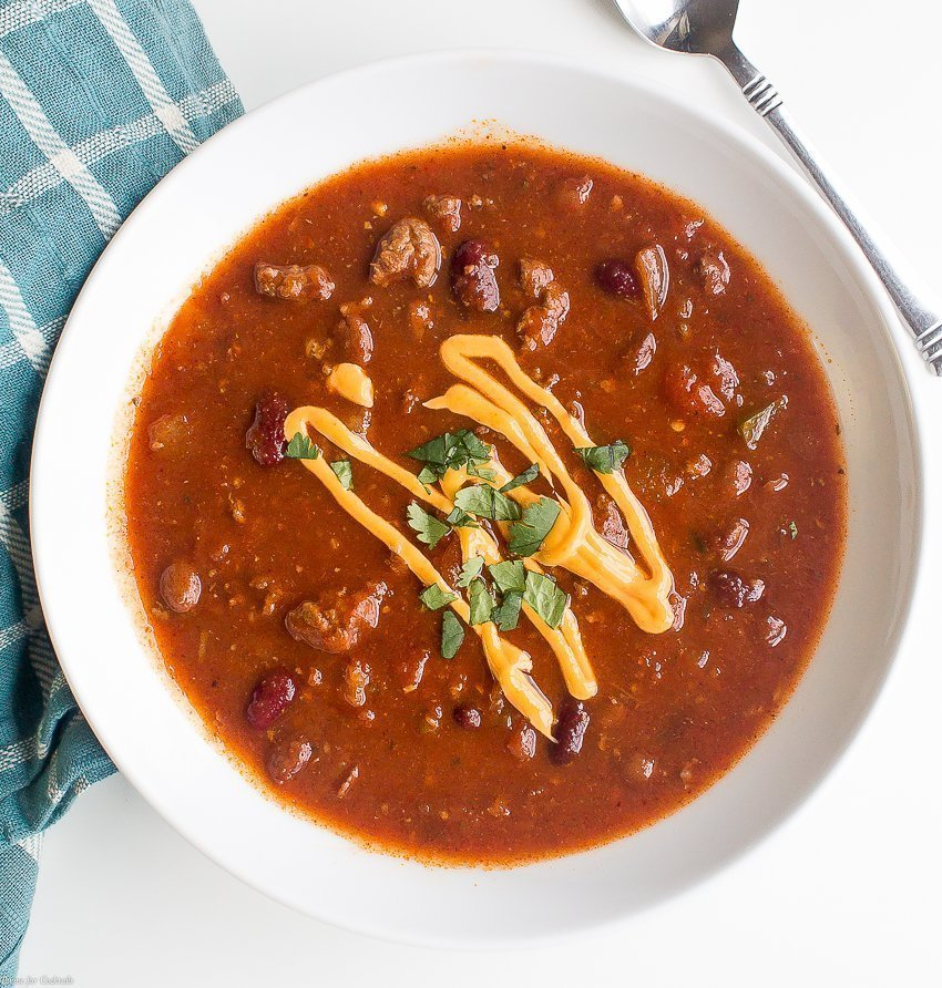 how to make chili in a slow cooker