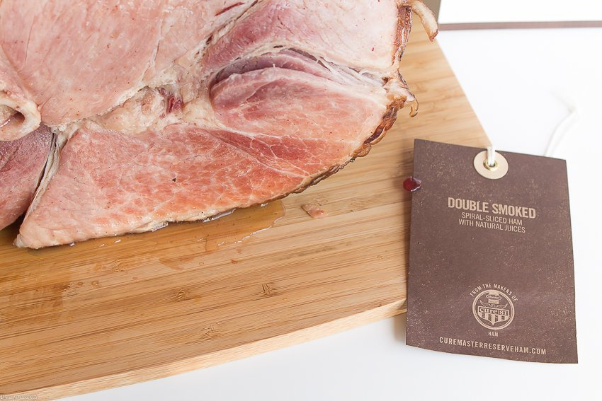 Be the ultimate hostess when you serve this smoky sweet Cranberry Chipotle Glazed Ham this Easter; embrace the fine art of small batch, hardwood smoked ham.