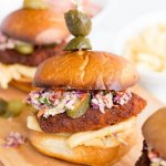 Nashville Hot Chicken Sliders Recipe