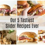 We think little sandwiches are big fun! Do you need an easy recipe to feed a hungry crowd? Our five Tastiest Slider Recipes ever are a combo of baked, slow cooked, and grilled bite-sized morsels delicious for any occasion.