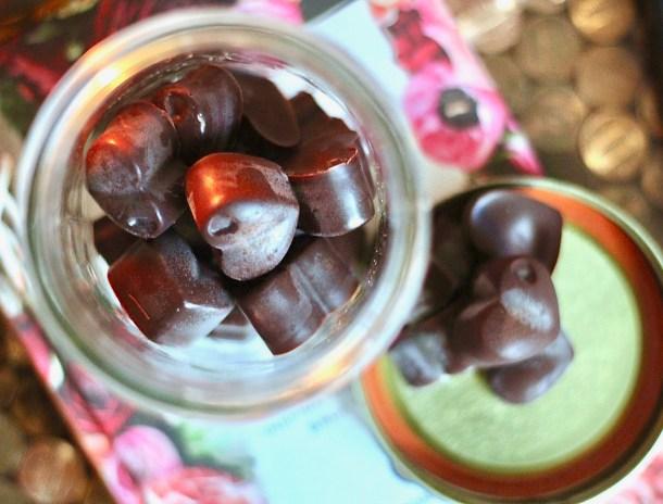 Vegan Paleo Chocolates
