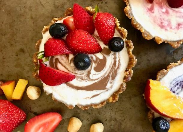 Raw Vegan Coconut Cashew Cheesecake