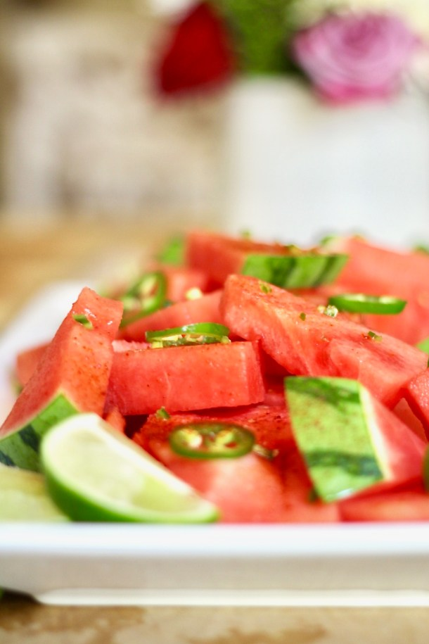 Chili Lime Watermelon