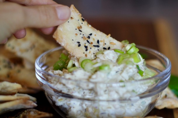 Greek Yogurt French Onion Dip