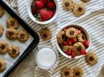 One Bite Vegan Cookies