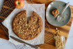 Paleo Applesauce Tea Cake