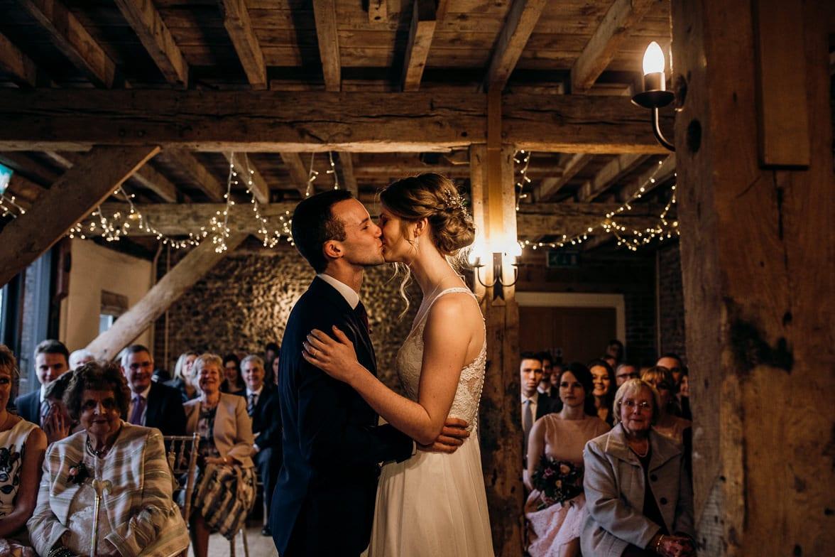 The Granary Estate wedding