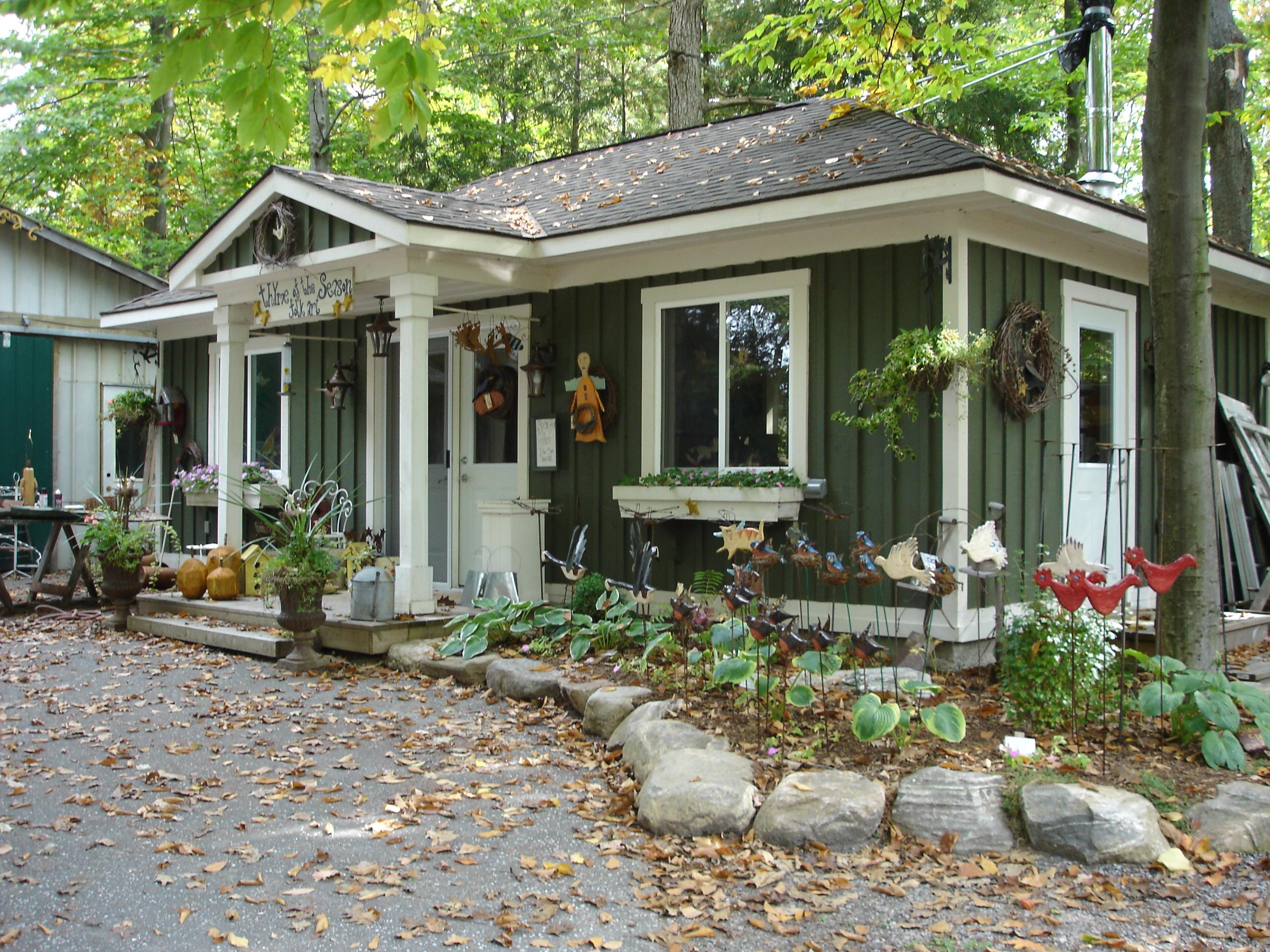 Thyme of the Season - Folk Art Studio & Store