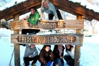 A Norwegian Folk High School