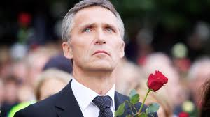 Jens Stoltenberg asking us to stand together against terror