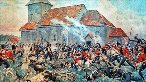 The last Nordic war