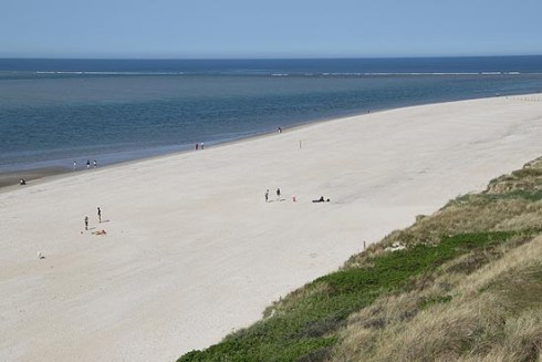 Danish beaches don't kill people. Oh okay, maybe they do.