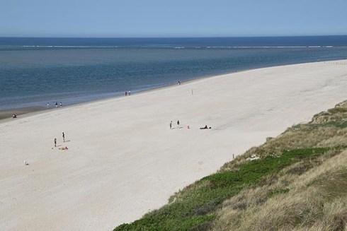 Danish beaches don't kill people. Oh okay, maybe they do.