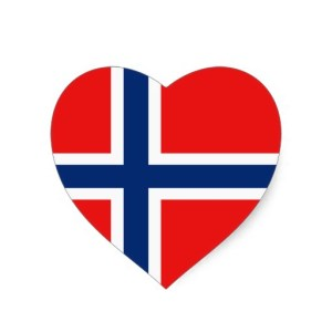 norsk hjerte