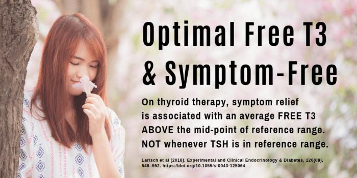 optimal free t3