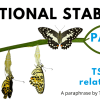 Relational Stability, part 3: Shifting TSH-T4-T3 relationships