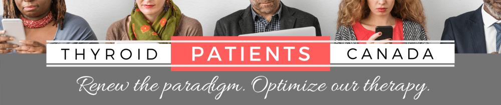 Thyroid Patients Canada