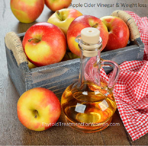 Apple Cider Vinegar Thyroid Magic Bullet