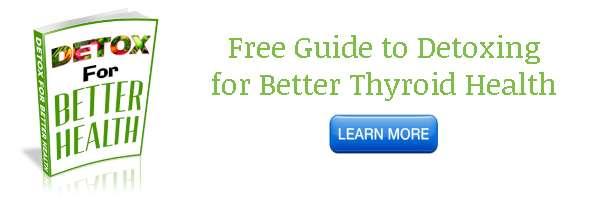 Detox for better thyroid health