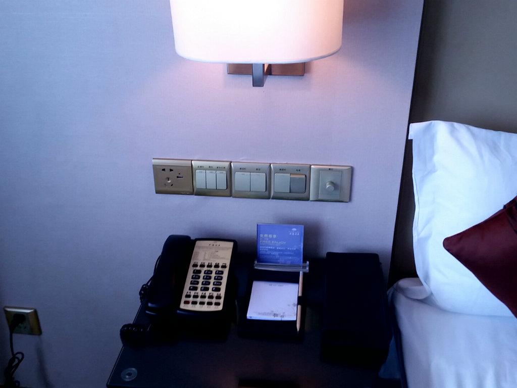 金都酒店TI