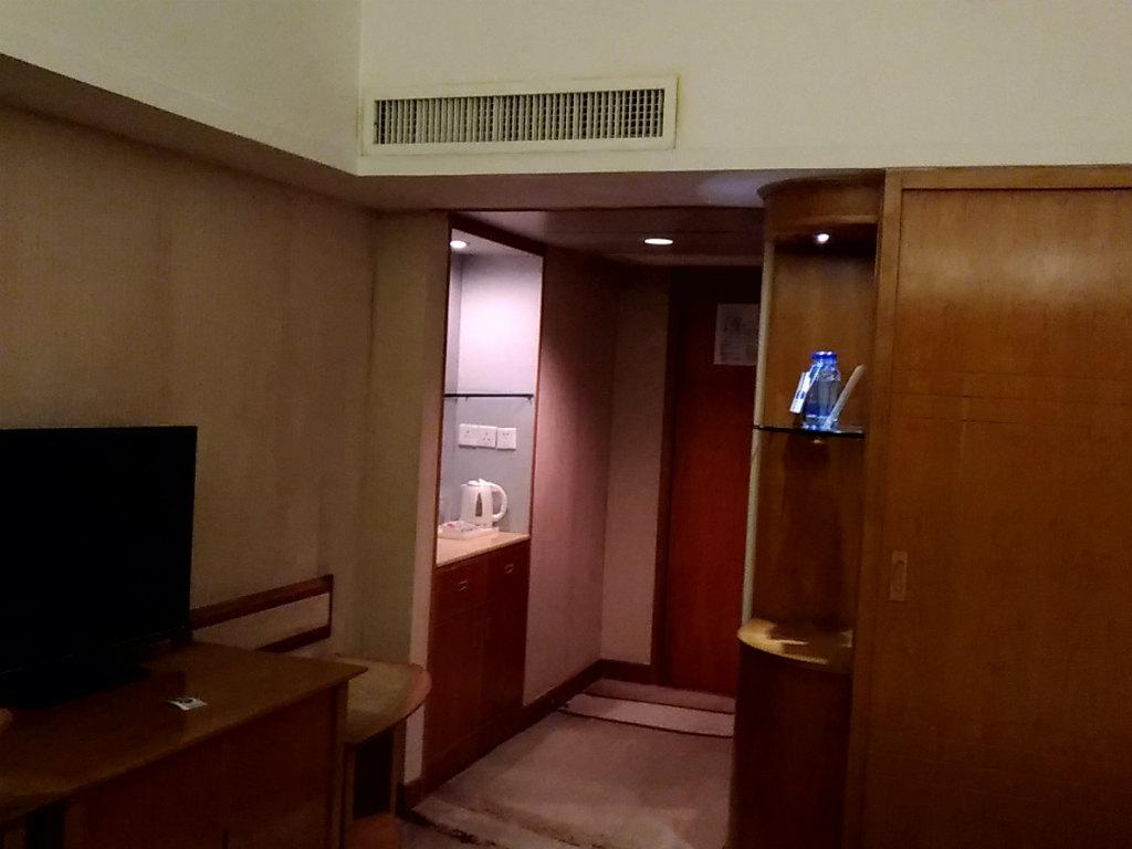 深圳ホテルTI