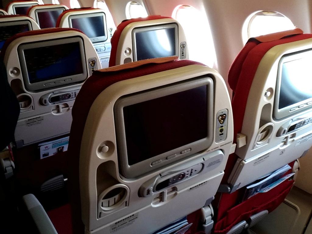 香港航空TI