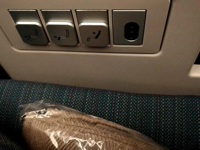 キャセイパシフィック航空TI