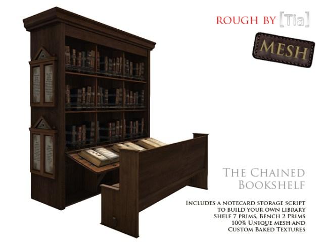 [Tia] ChainedBookshelf_Marketplace