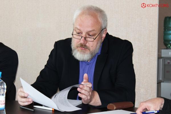 Доцент кафедры политических наук и международных отношений КФУ Андрей Никифоров