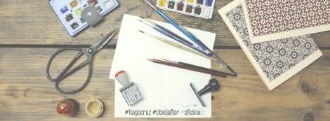 Workshops : Diário Gráfico - construção e desenho