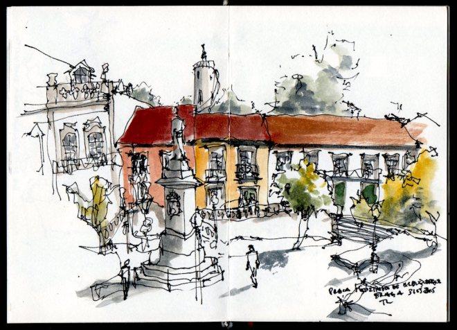 Praça Mouzinho de Albuquerque