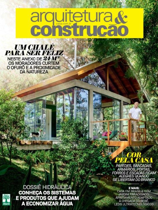 Arquitetura & Construção 325 - Capa
