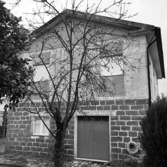 Casa do Souto, Esquisso