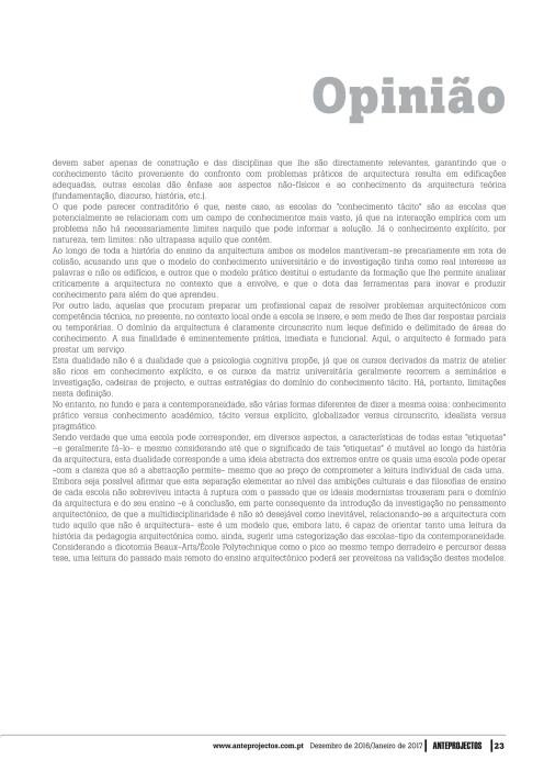 Anteprojectos 271, 23