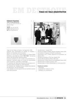 Anteprojectos 265, 13