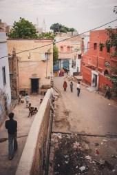 street in bikaner