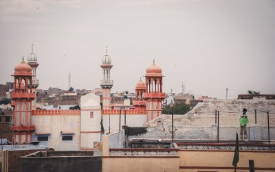 Walks in Bikaner
