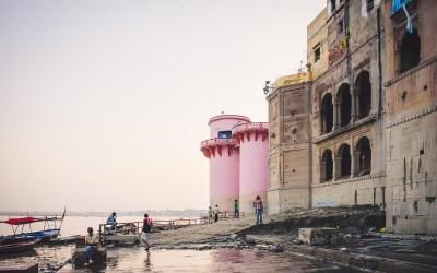 Mowgli in Varanasi