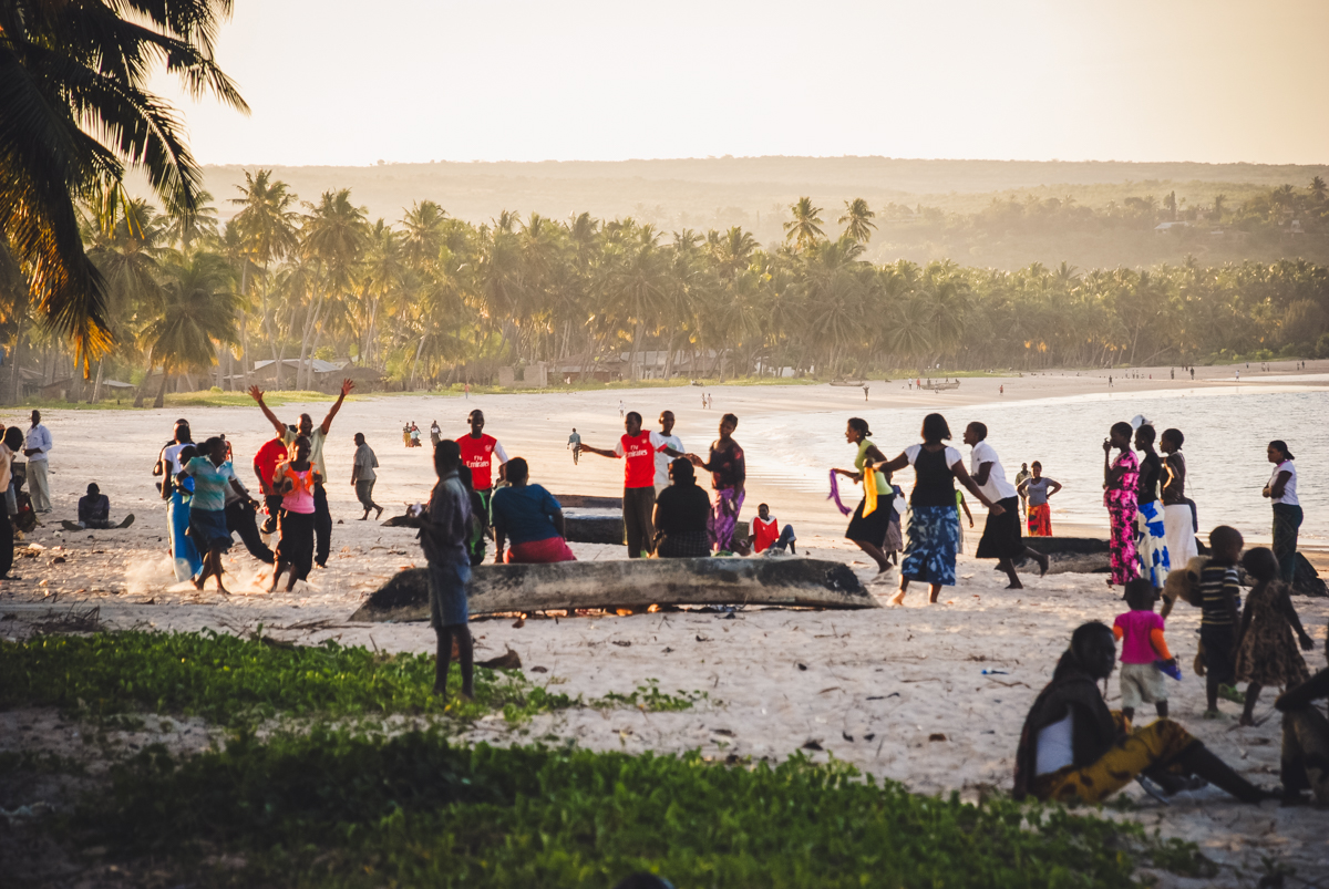 lindi festa in spiaggia